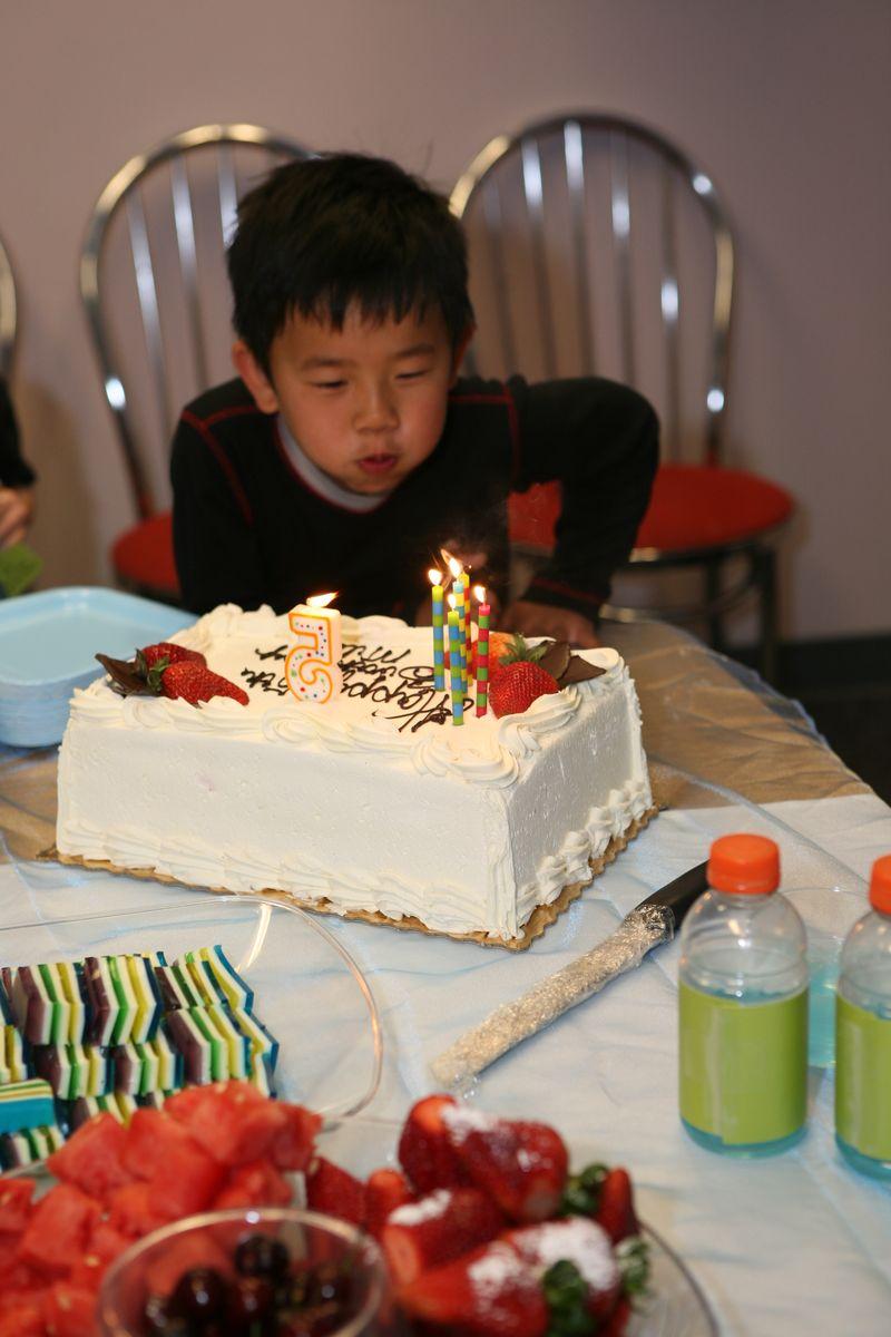 Miles Birthday 2010 076